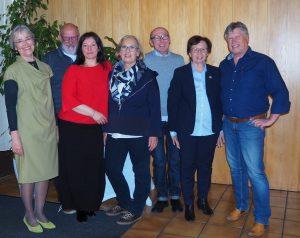 Die Personen des Vorstandes