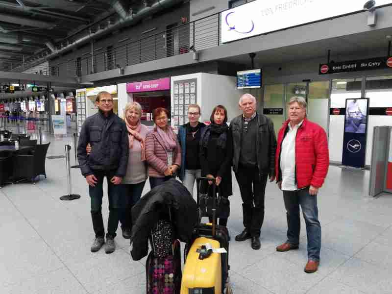 Arztinnen zu Gast in Friedrichshafen
