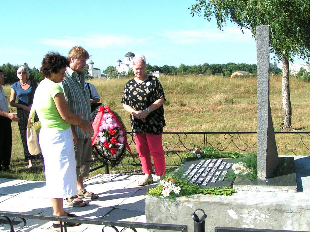 Besuch in 2005 – drei Bilder