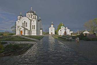 Kirche in Polozk
