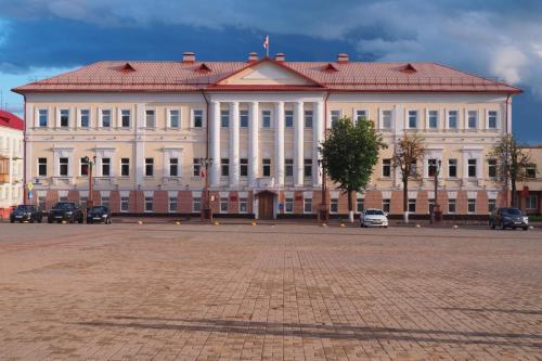 Ehemaliges Polozker Rathaus