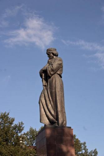 Franzisk-Skorina-Denkmal - B2